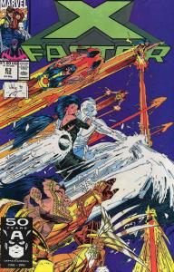 X-Factor #63 VF/NM; Marvel | save on shipping - details inside