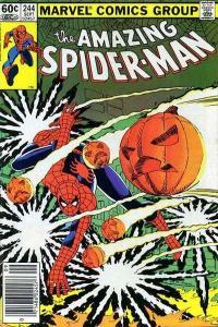Amazing Spider-Man (1963 series) #244, VF+ (Stock photo)