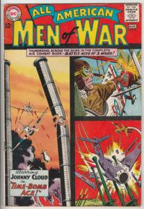 All-American Men of War #98 (Aug-63) VF+ High-Grade Johnny Cloud