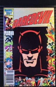 Daredevil #236 (1986) Newsstand Edition