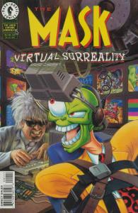 Mask, The: Virtual Surreality #1 VF; Dark Horse | save on shipping - details ins