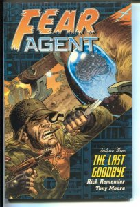 Fear Agent: The Last Goodbye- #3-Rick Remender-TPB-trade
