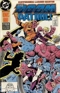DOOM PATROL #9, NM, Kupperberg, 1987 1988, Robot Man, Chief, more DC in store