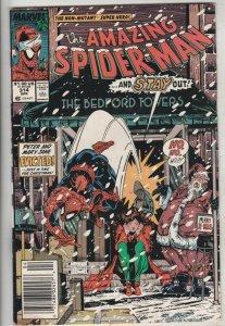 Amazing Spider-Man #314 (Apr-89) NM- High-Grade Spider-Man