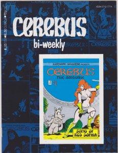 Cerebus Bi-Weekly #3