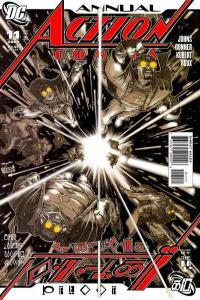 Action Comics (1938 series) Annual #10, NM (Stock photo)
