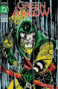 Green Arrow #57 VF/NM; DC | save on shipping - details inside