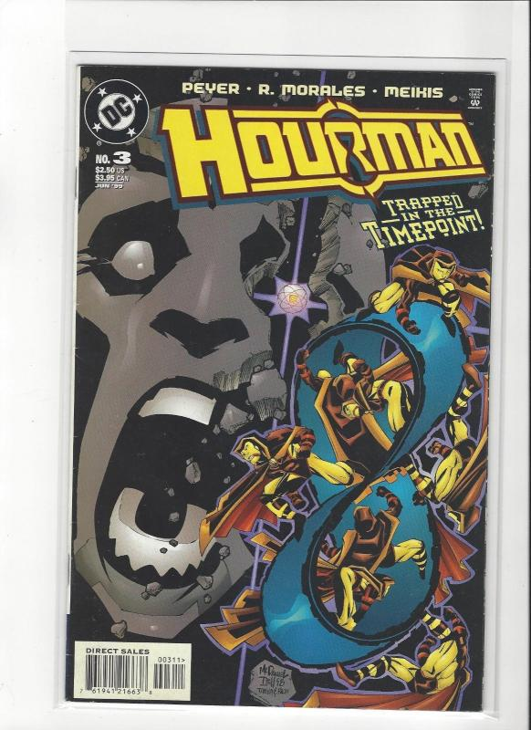 22 Hourman Comics  #1-up (Apr 1999, DC) All VF-NM