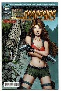 Executive Assistant Assassins #7 Cvr A (Aspen, 2013) NM-
