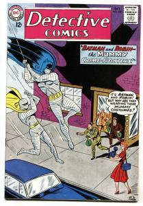 DETECTIVE  #320 1963-comic book DC-BATMAN-VF+