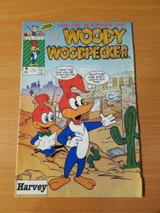 Woody Woodpecker #9 ~ FINE FN ~ (1993, Harvey Comics)