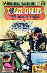Judge Dredd: The Early Cases #3, VF+ (Stock photo)