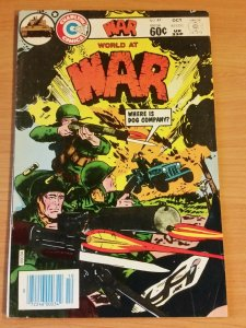 World at War #41 ~ FINE FN ~ 1983 CHARLTON COMICS