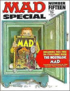 Mad Super Special #15 VG; E.C   low grade comic - save on shipping - details ins