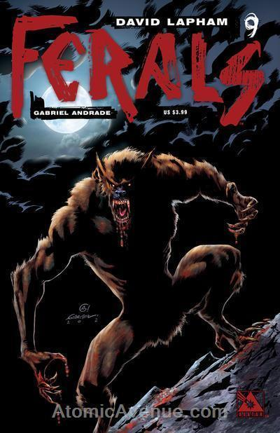 Ferals #9 VF/NM; Avatar | save on shipping - details inside