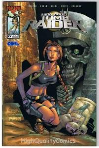 TOMB RAIDER #27, NM+, Lara Croft, Randy Green, 1999, more TR in store