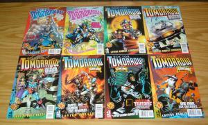 Doctor Tomorrow #1-12 VF/NM complete series - bob layton - acclaim comics set