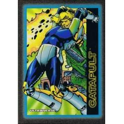 1993 Skybox Ultraverse: Series 1 CATAPULT #7