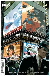 Superman #11 Variant Cvr (DC, 2019) NM