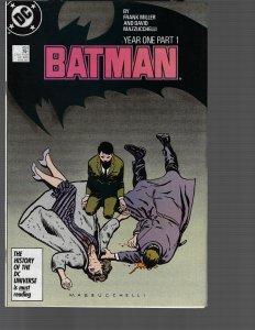 Batman #404 (DC, 1987) NM- KEY1st appearance of Carmine Falcone