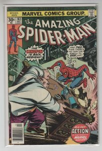 AMAZING SPIDER-MAN (1963 MARVEL) #163 FN+ A98562