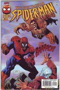Spider-Man, Peter Parker Spectacular #244 (Mar-97) NM+ Super-High-Grade Spide...