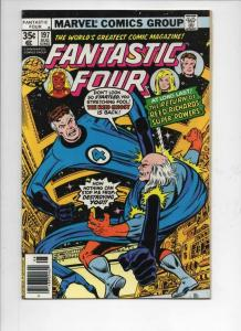 FANTASTIC FOUR #197, VF+, Red Ghost, 1961 1978, Marvel, more FF in store