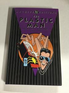 Archive Editions Plastic Man Volume 1 HC Hardcover DC Comics TPB