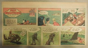 Jack Armstrong The All American Boy by Bob Schoenke 1/11/1948 Third Size Page !