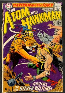 Atom and Hawkman #39 (1968)