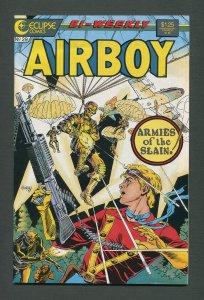 Airboy #29  /  6.0 FN  / September 1987