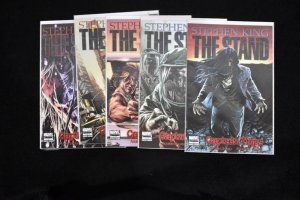 The Stand: Captain Trips #1-5 (Marvel, 2008-2009)