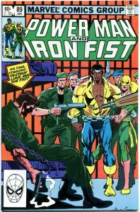 POWER MAN & IRON FIST #85 86 87 88 89, VF/NM, Luke Cage 1974,5 iss,Kung-Fu,