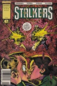 DC Comics! Stalker! Issue 6!