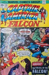 Captain America #191 (1975)