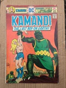 Kamandi, The Last Boy on Earth #40 (1976)