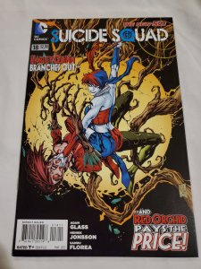 Suicide Squad 18 Near Mint Cover by Ken Lashley