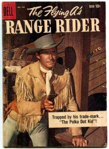 The Flying A's Range Rider #24 1959- Dell Western- Jock Mahoney VG