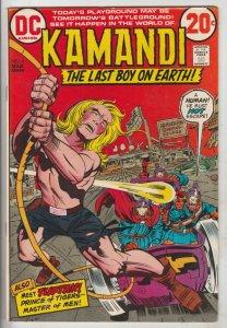 Kamandi the Last Boy on Earth #4 (Mar-73) NM- High-Grade Kamandi