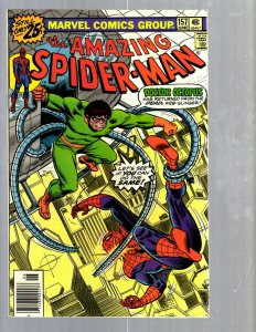 Amazing Spider-Man # 157 VF Marvel Comic Book MJ Vulture Goblin Scorpion TJ1
