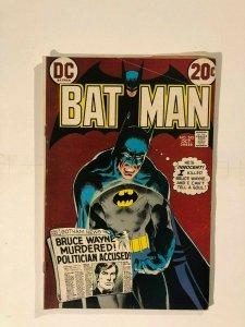 Batman #245 - Denny Oneil / Neil Adams Cover Art