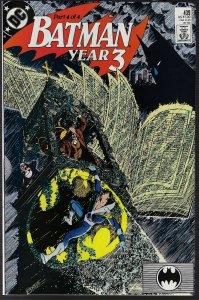 Batman #439 (DC, 1989) NM