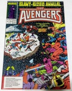 Avengers Annual #16 (VF/NM) Marvel ID#59L