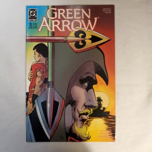 Green Arrow 11 Near Mint- Cover art by Mike Grell