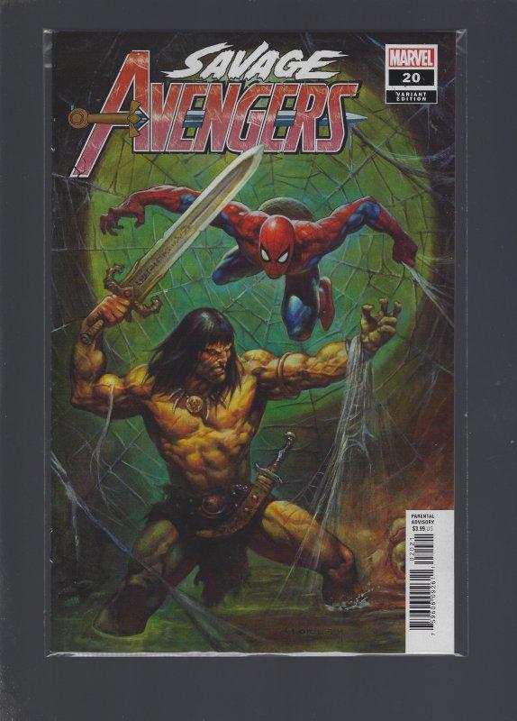 Savage Avengers #20 Variant