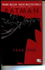 Batman: Year One TPB trade