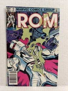 Rom #42 Newsstand