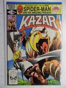 Ka-Zar the Savage #9 (1981)
