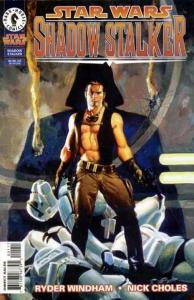Star Wars: Shadow Stalker #1, NM (Stock photo)