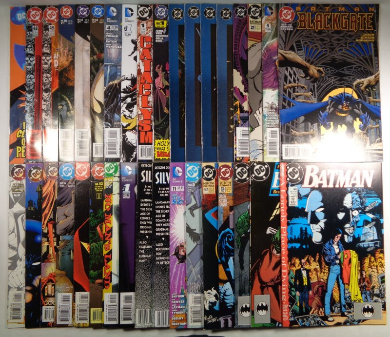 Batman Lot of 35 DC Comics